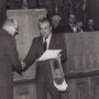 Награждение комбината ЖБИ-3 в честь 60летияСССР