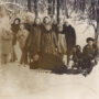 10 немцев-на отдыхе в лесу Маршал 1974-75